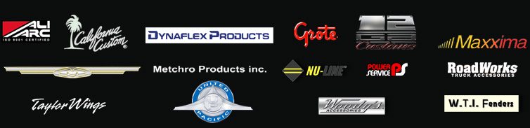 Chrome Parts Supplier Logos